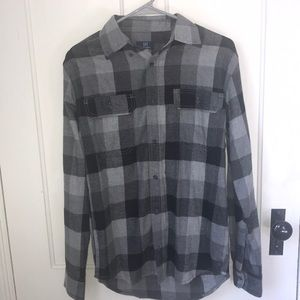 Other - Black & Grey Flannel